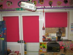 aquarius blinds nursery blinds