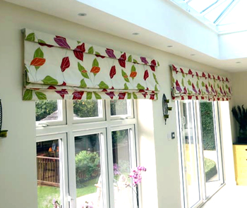 Roller Pulldownblinds Double Roller Blinds London