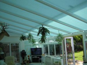 Aquarius Blinds Surrey Conservatory Roof Blinds Available Now