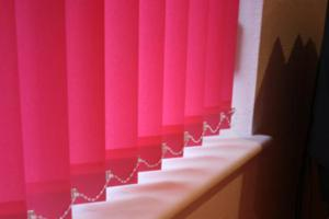 Aquarius Blinds Norbiton  - pink roller blinds
