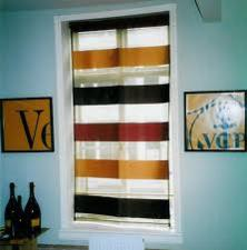 Aquarius Blinds Hackbridge  - striped blinds