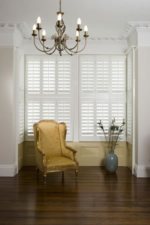 Aquarius Blinds Belmont  - wood blinds