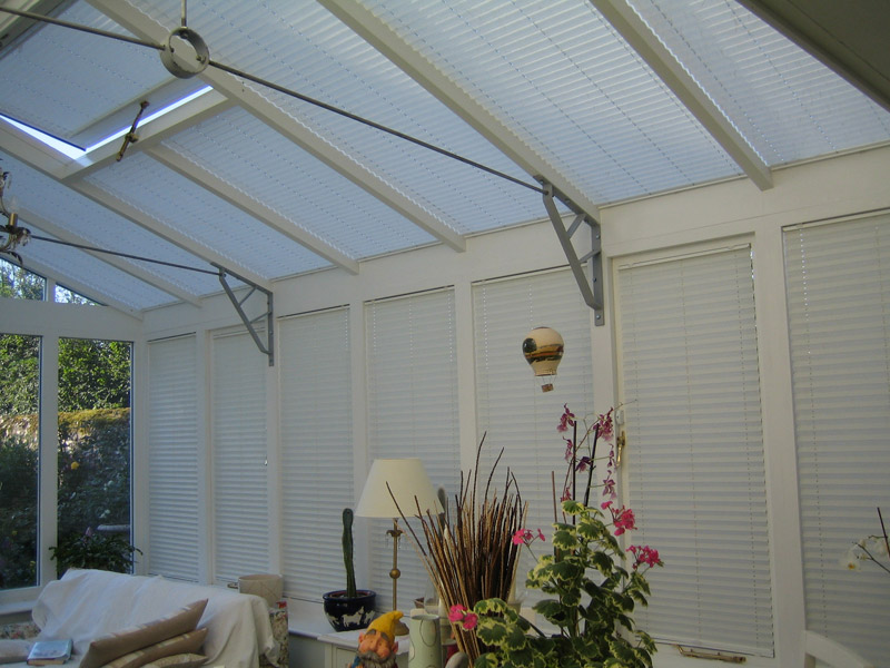 Sch 214 N Pleated Blinds